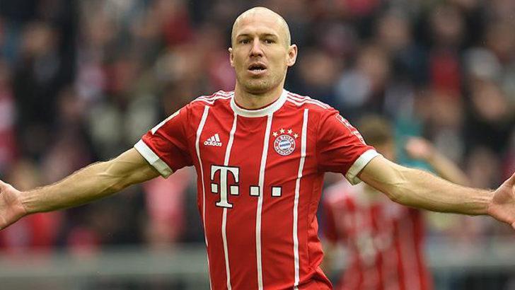 Robben Benfica'ya transfer olacak iddiası