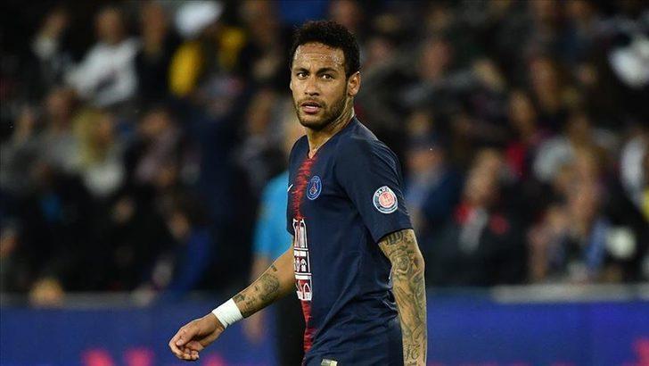 Paris Saint-Germain'in yıldızı Neymar'a 3 maç ceza