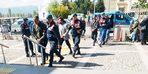 Gediz'de izinsiz kazı operasyonunda 2'nci dalga; 2 tutuklama