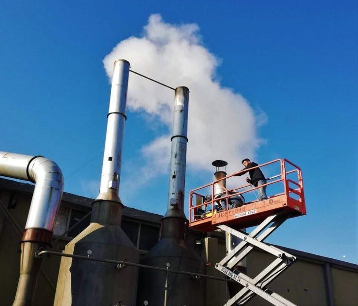 Hava kalitesinde önemli gelişme