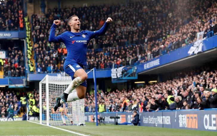 Eden Hazard, Real Madrid'e transfer olacak iddiası