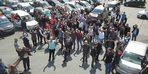 15 Temmuz Şehitler köprüsü cezalarına protesto (1)