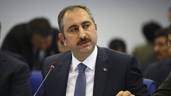 Son dakika... Adalet Bakanı Gül'den teröristbaşı Öcalan açıklaması
