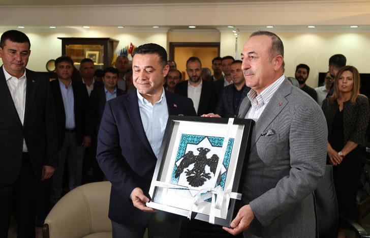 Bakan Çavuşoğlu: Turist arttı, kişi başı geliri yükseltmeliyiz