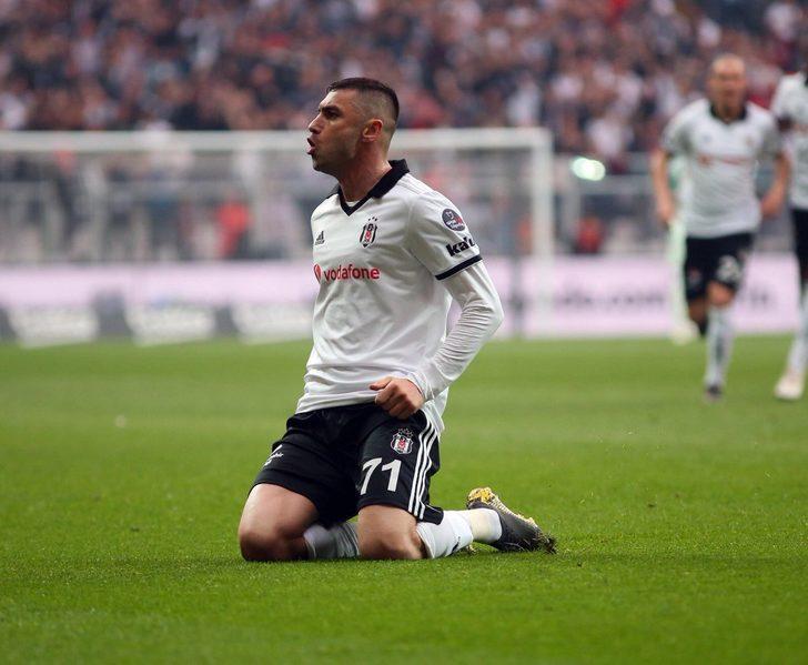 Burak Yılmaz'dan Galatasaray'a 'siyah' gönderme!