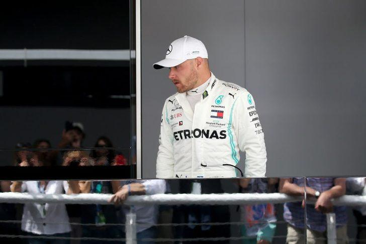 İspanya'da pole pozisyonu Valtteri Bottas'ın