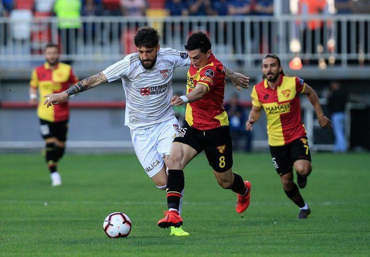 Göztepe 3 - 3 Sivasspor