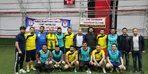 """Bitlis'te """"Fuat Sezgin Futbol Turnuvası"""" düzenlendi"""
