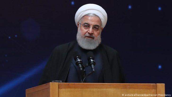 İran Cumhurbaşkanı Ruhani: ABD bölgeyi terk etmeli