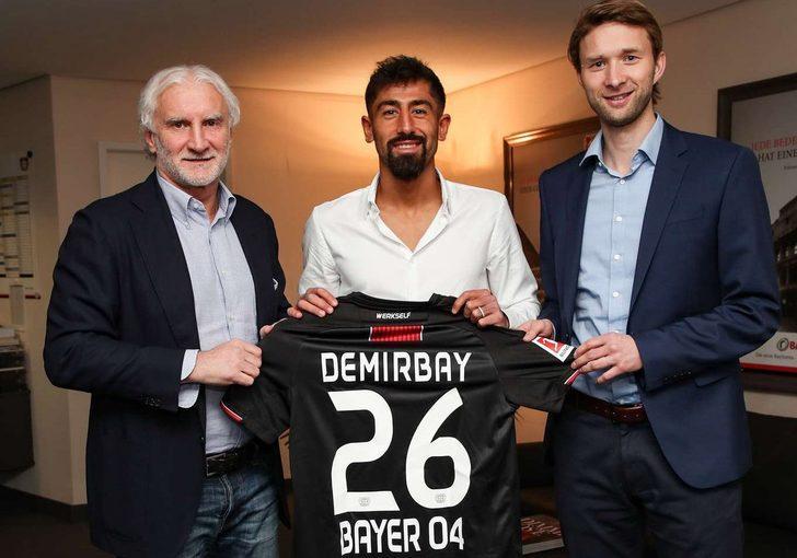 Kerem Demirbay - Hoffenheim > Bayer Leverkusen | BONSERVİS BEDELİ: 32 milyon Euro