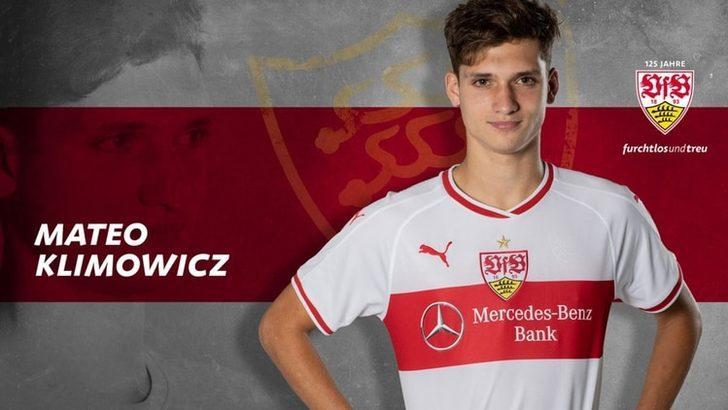 Mateo Klimowicz - Instituto > Stuttgart | BONSERVİS BEDELİ: 1.5 milyon Euro