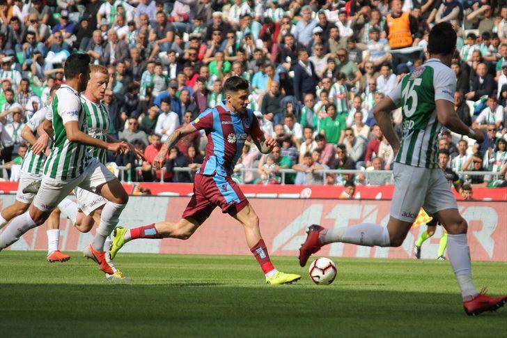 Konyaspor 2 - 2 Trabzonspor