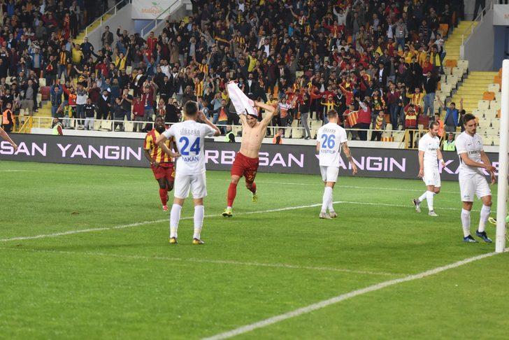 Yeni Malatyaspor 3 - 1 Erzurumspor