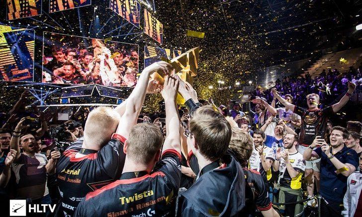 BLAST Pro Series Madrid şampiyonu Astralis'i deviren ENCE!