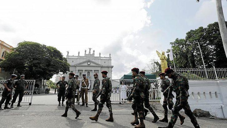 Sri Lanka'da cami ve Müslüman marketine saldırı
