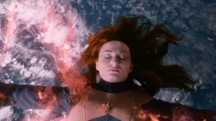 X-Men: Dark Phoenix'ten yeni fragman