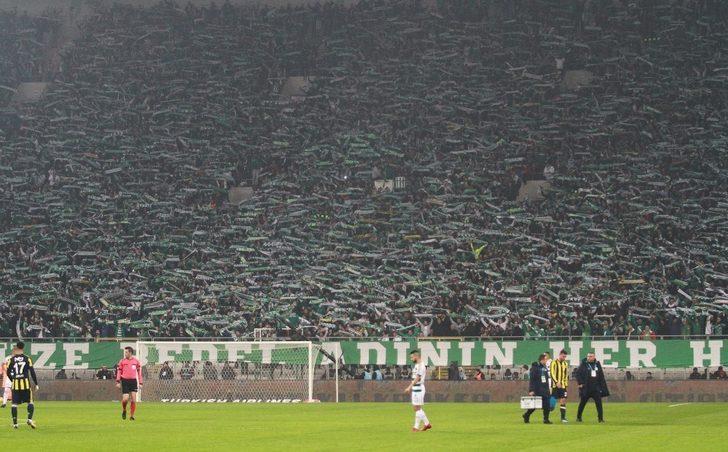 Bursaspor taraftarından Göztepe maçı biletlerine yoğun ilgi