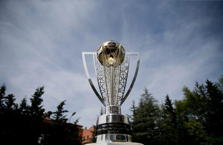 İşte Süper Lig'in şampiyonluk kupası!