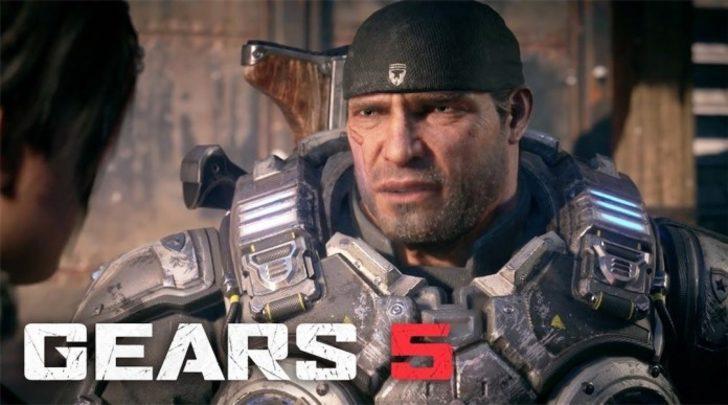 Gears of War 5 bugün çıkış tarihi ile karşımıza çıktı