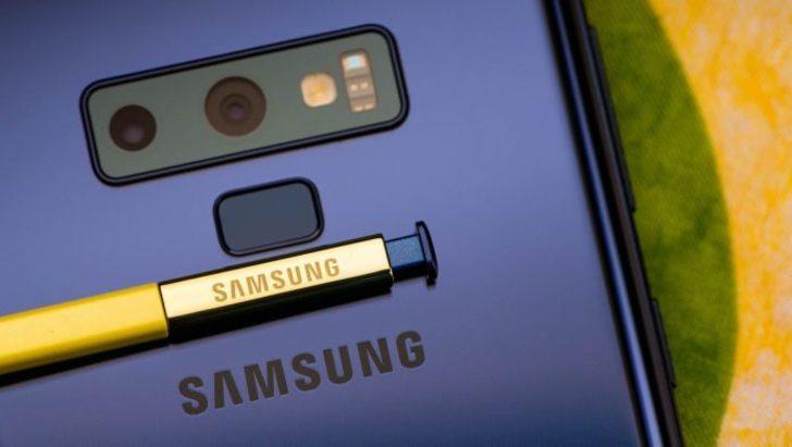 Galaxy Note 10 testlerde görünmeye başladı