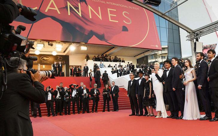 72'nci Cannes Film Festivali başladı