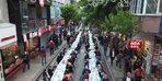 Pendik'te sokaklar Ramazan'la bereketlendi