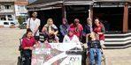 Gençlik Merkezi Fırsat Çadırını ziyaret ettiler