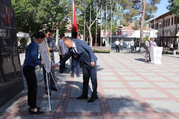 Karaman'da 'Gençlik Haftası' kutlamaları başladı