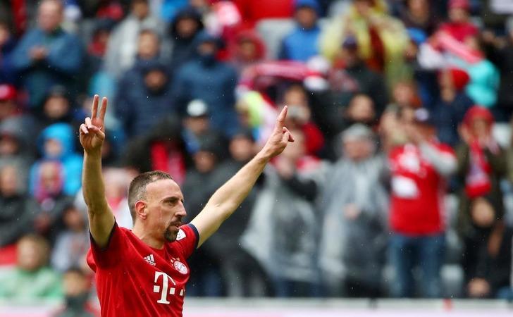 Franck Ribery (Bayern Münih)