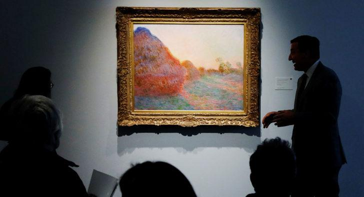 Claude Monet's Meules sells for $160 million at auction