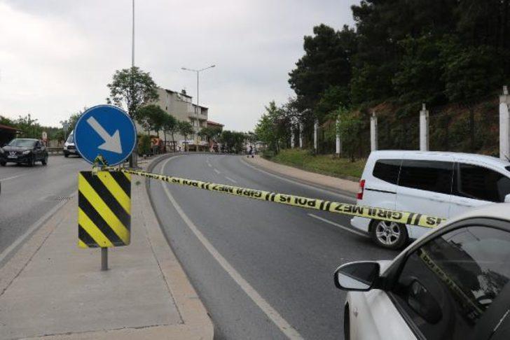 Ümraniye'de bomba bulundu