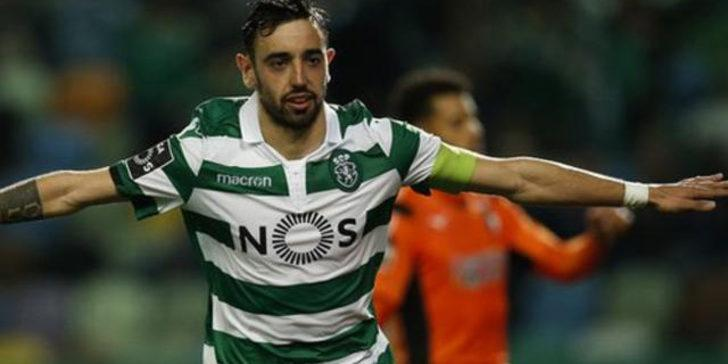 Bruno Fernandes: Sporting Lisbon midfielder linked with Man City and Man Utd