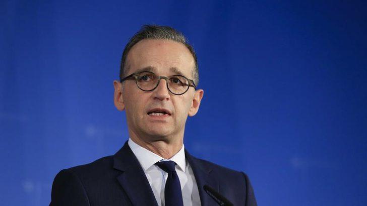 Almanya Dışişleri Bakanı: Askeri gerilimin artmasını önlemek için her şeyi yapacağız