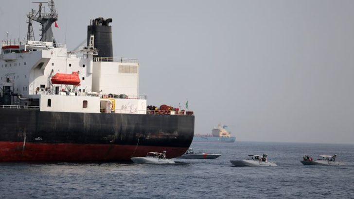'ABD Tanker Saldırılarını İran'ın Teşvik Ettiği Kanısında'