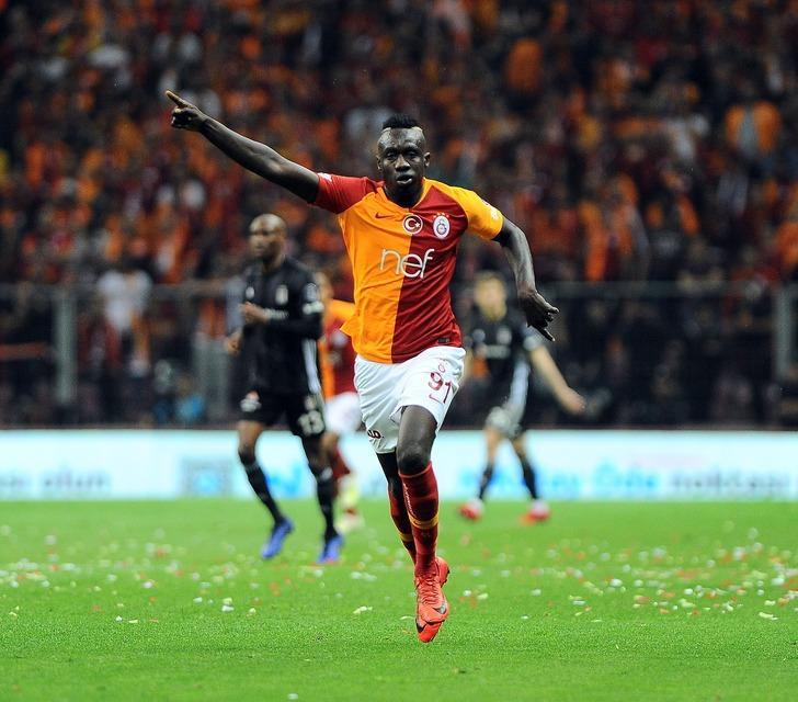 Mbaye Diagne'den Başakşehir'e olay hareket