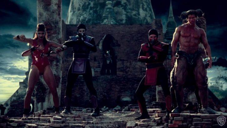Yeni Mortal Kombat filmi geliyor