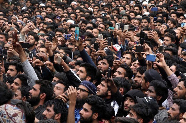 Hindistan'da çatışma: 5 ölü