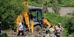 Ecrin'in kaybolduğu evin yakınında kazı çalışmasına devam edildi