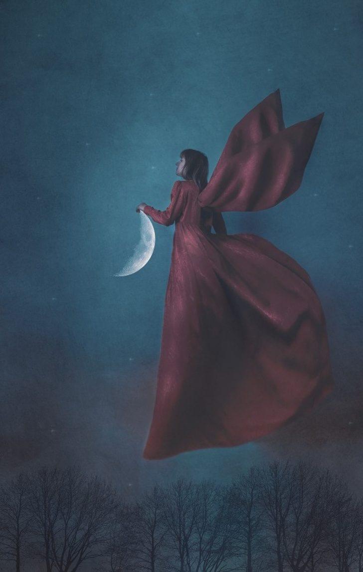 """""""Rüyalarımın Ötesinde"""" isimli sergi Dibeklihan'da açılıyor"""