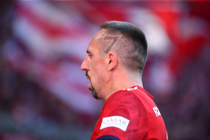 Franck Ribery'den Galatasaray paylaşımı!