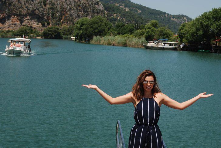 İngiltere güzeli Alisha Cowie Türkiye'nin tanıtım yüzü olacak