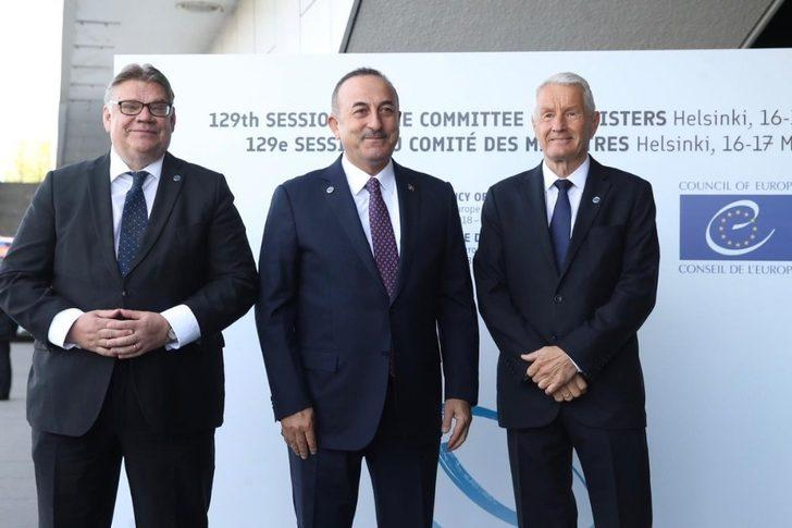 """Çavuşoğlu: """"Çifte standartları olmayan bir Avrupa'ya ihtiyacımız var"""""""