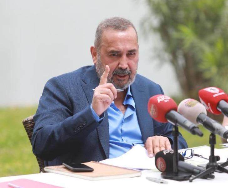 Samsunpor Başkanı İsmail Uyanık: Sezon başında Aykut Kocaman ile görüştük
