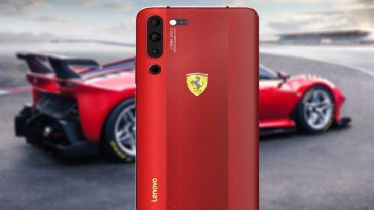 Lenovo bu sefer şansını Ferrari Edition ile deneyecek