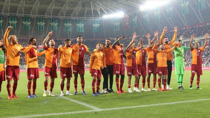 Galatasaray Süper Lig'de şampiyon olursa kasasını dolduracak