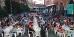 Seyhan Belediyesi iftar sofrasında bin 500 kişiyi ağırladı