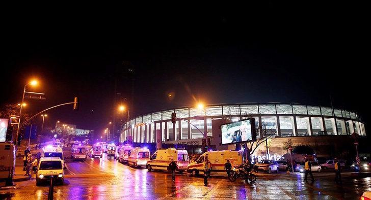 Son dakika: Beşiktaş'taki hain saldırıda cezalar belli oldu