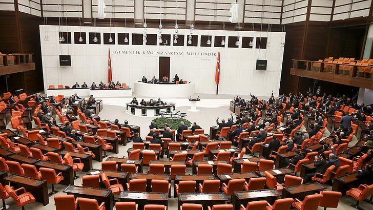 Köprü cezalarına af getiren teklif bugün Meclis'te