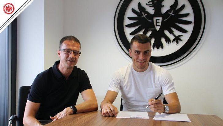 Filip Kostic - Hamburg > Eintracht Frankfurt | BONSERVİS BEDELİ: 6 milyon Euro