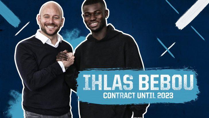 Ihlas Bebou - Hannover 96 > Hoffenheim | BONSERVİS BEDELİ: 8.5 milyon Euro